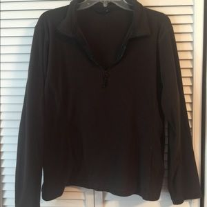 Brown Pull-Over